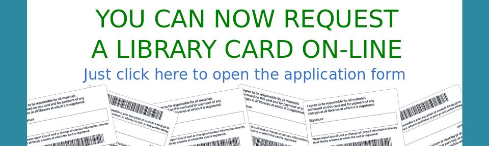 Register for a card
